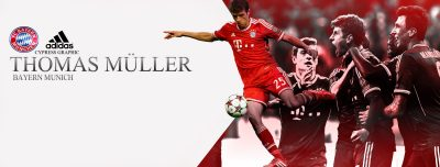 Thomas Muller Desktop wallpapers