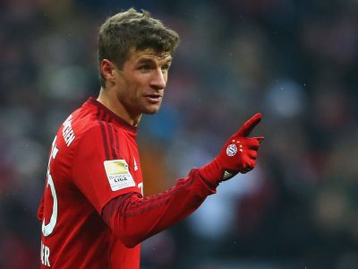Thomas Muller widescreen wallpapers