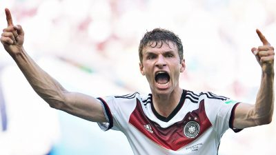 Thomas Muller HD pictures