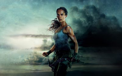 Tomb Raider widescreen wallpapers