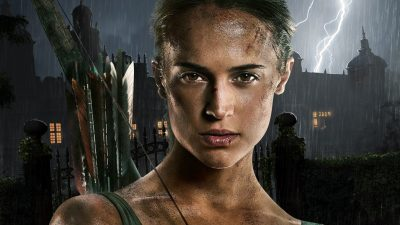 Tomb Raider Widescreen for desktop