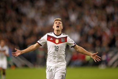Tony Kroos Widescreen for desktop
