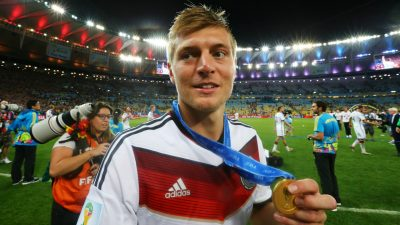 Tony Kroos HD pictures