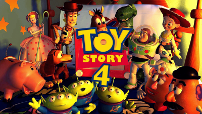 Toy Story 4 Screensavers