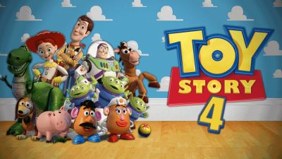 Toy Story 4 HD pictures