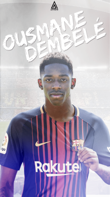 Usman Dembele Wallpapers hd