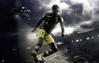 Usman Dembele widescreen wallpapers
