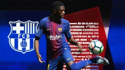 Usman Dembele HD pics