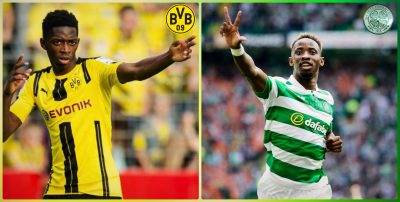Usman Dembele Pictures