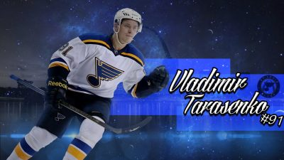 Vladimir Tarasenko Widescreen for desktop