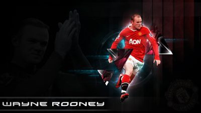 Wayne Rooney High