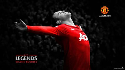 Wayne Rooney Desktop wallpaper