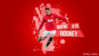 Wayne Rooney Screensavers
