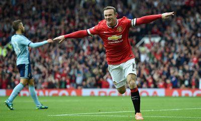 Wayne Rooney widescreen wallpapers