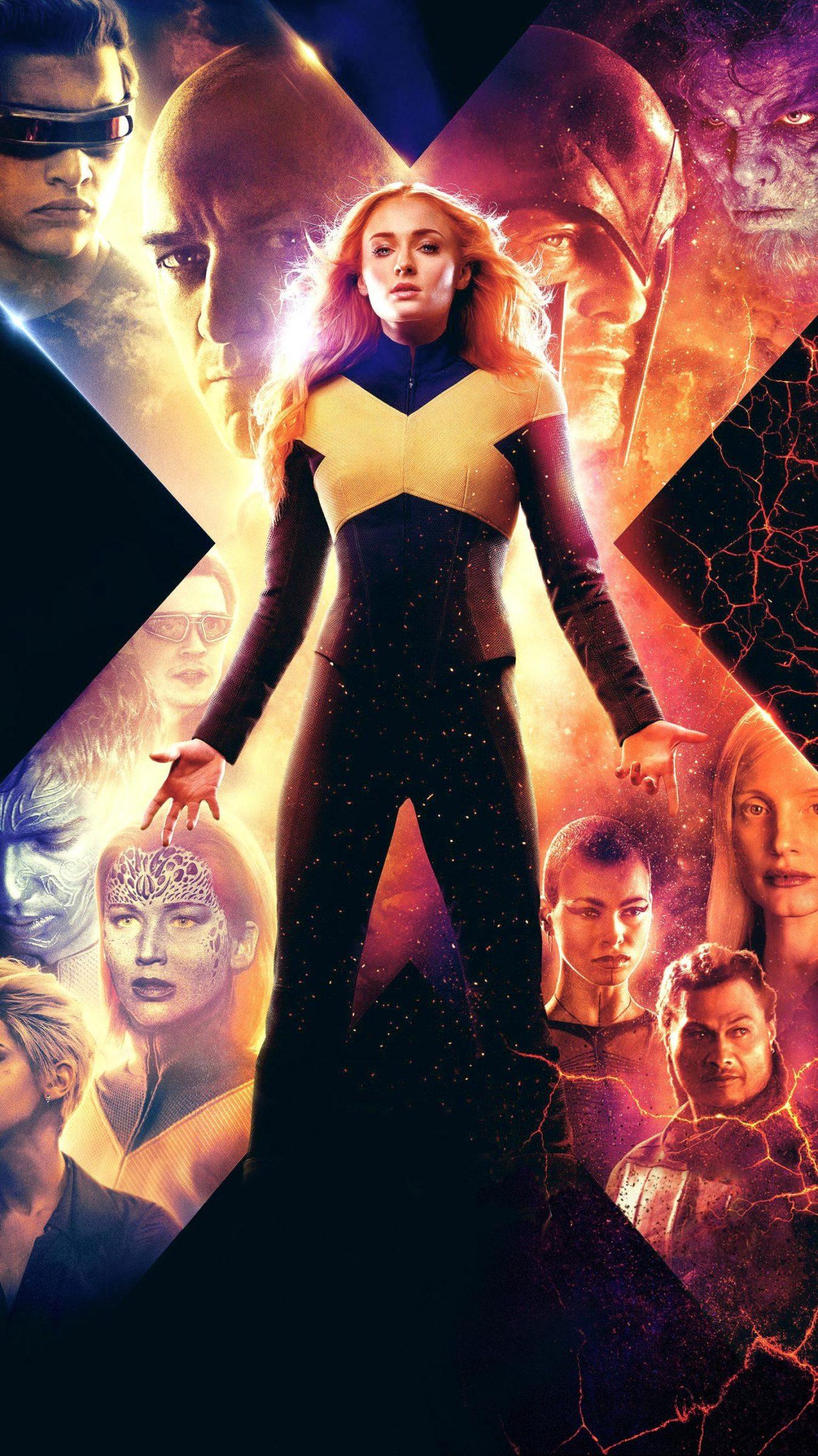 X Men Dark Phoenix Hd Wallpapers 7wallpapers Net