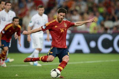 Xabi Alonso Widescreen