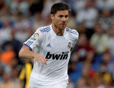 Xabi Alonso widescreen wallpapers