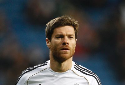 Xabi Alonso Background