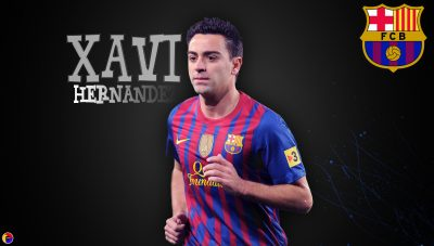 Xavi Screensavers