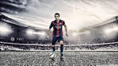 Xavi Widescreen for desktop