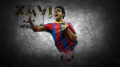 Xavi widescreen wallpapers