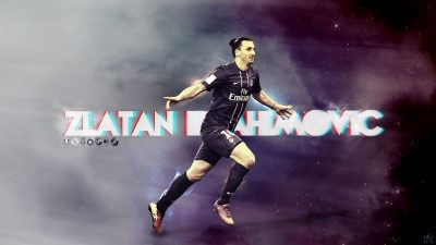 Zlatan Ibrahimovic High