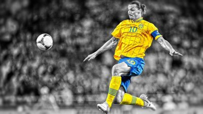 Zlatan Ibrahimovic Free