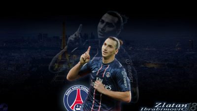 Zlatan Ibrahimovic Widescreen