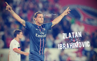 Zlatan Ibrahimovic widescreen wallpapers