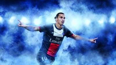 Zlatan Ibrahimovic HQ wallpapers