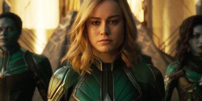 Captain Marvel Screensavers